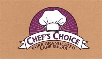 CHEF'S CHOICE PURE GRANULATED CANE SUGAR