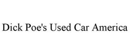 DICK POE'S USED CAR AMERICA