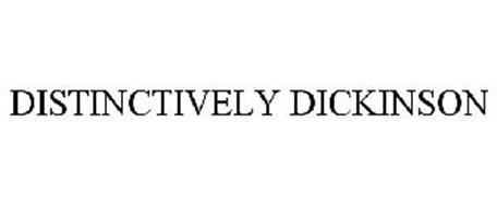DISTINCTIVELY DICKINSON