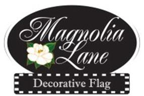 MAGNOLIA LANE DECORATIVE FLAG