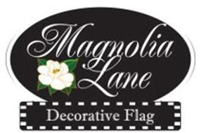 MAGNOLIA LANE DECORATIVE FLAG