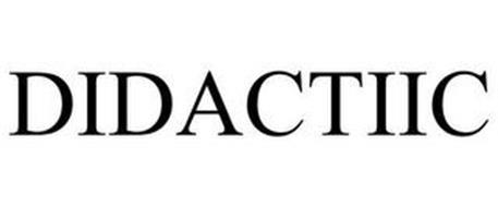 DIDACTIIC