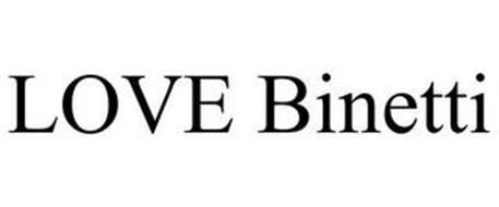 LOVE BINETTI