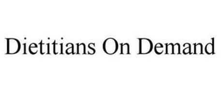 DIETITIANS ON DEMAND