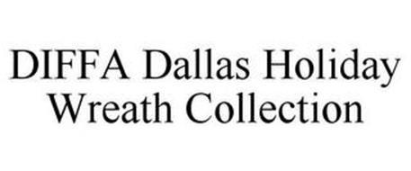 DIFFA DALLAS HOLIDAY WREATH COLLECTION
