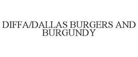 DIFFA/DALLAS BURGERS AND BURGUNDY