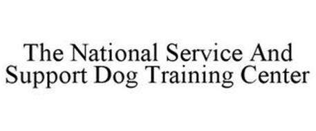 THE NATIONAL SERVICE AND SUPPORT DOG TRAINING CENTER