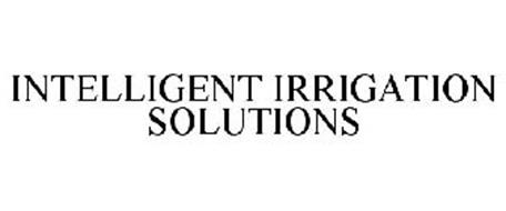 INTELLIGENT IRRIGATION SOLUTIONS