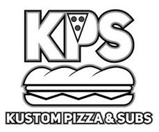 KPS KUSTOM PIZZA & SUBS