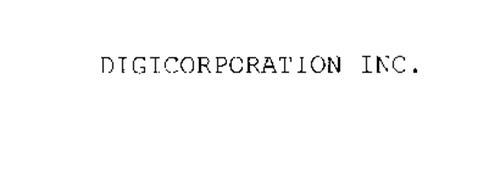 DIGICORPORATION INC.