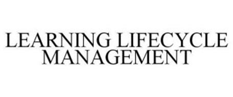 LEARNING LIFECYCLE MANAGEMENT