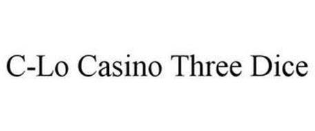 C-LO CASINO THREE DICE