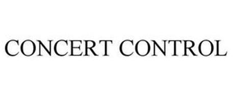 CONCERT CONTROL