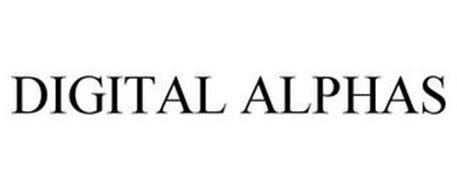 DIGITAL ALPHAS