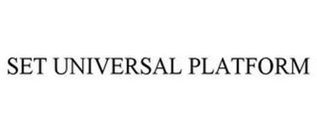 SET UNIVERSAL PLATFORM