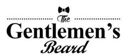 THE GENTLEMEN'S BEARD