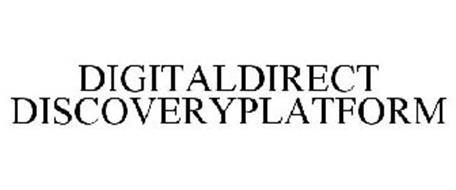 DIGITALDIRECT DISCOVERYPLATFORM