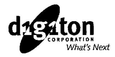 DIGITON CORPORATION WHAT'S NEXT