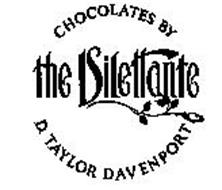 CHOCOLATES BY THE DILETTANTE D. TAYLOR DAVENPORT