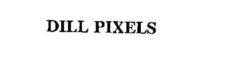DILL PIXELS