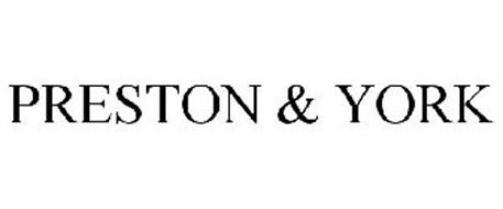 PRESTON & YORK