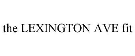 THE LEXINGTON AVE FIT