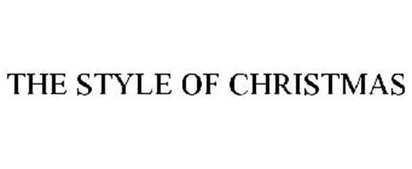 THE STYLE OF CHRISTMAS