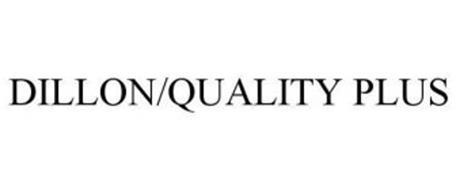 DILLON/QUALITY PLUS
