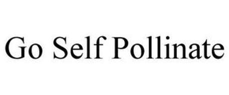 GO SELF POLLINATE