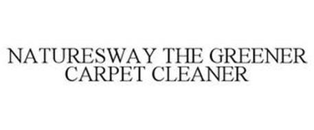 NATURESWAY THE GREENER CARPET CLEANER