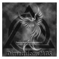 """""""FROM OUR ASHES WE WILL BE TRANSFORMED 11.11"""" DIMENSIONS MBS"""