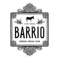 LA MARCA COMERCIAL BARRIO BODEGA · SOCIAL CLUB