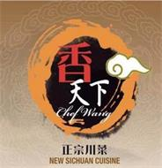 CHEF WANG, NEW SICHUAN CUISINE