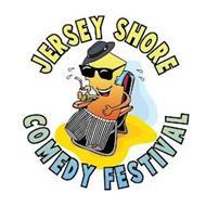 JERSEY SHORE COMEDY FESTIVAL