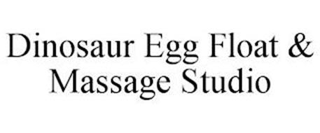 DINOSAUR EGG FLOAT & MASSAGE STUDIO