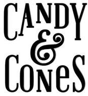 CANDY & CONES