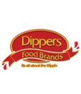 DIPPERS FOOD BRANDS IT'S ALL BOUT THE DIPPIN