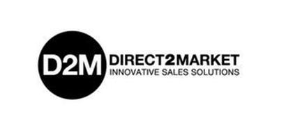 D2M DIRECT2MARKET INNOVATIVE SALES SOLUTIONS