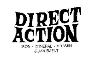 DIRECT ACTION IRON- MINERAL -VITAMIN SUPPLEMENT