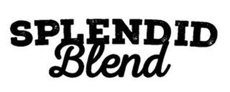 SPLENDID BLEND