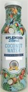 SPLENDID BLEND COCONUT WATER INFUSED WITH PEACH & MANGO