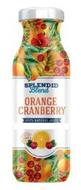 SPLENDID BLEND ORANGE CRANBERRY 100% NATURAL JUICE