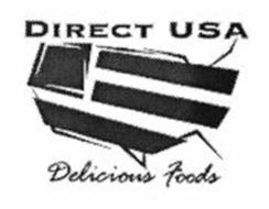 DIRECT USA DELICIOUS FOODS