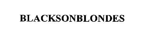 BLACKSONBLONDES Trademark of DIRECTECH, INC.. Serial Number ...