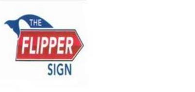 THE FLIPPER SIGN