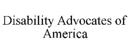Disability Advocates Of America Trademark Of Disability