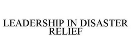 LEADERSHIP IN DISASTER RELIEF