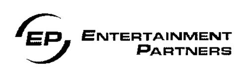ep entertainment partners trademark of disc intellectual properties  llc serial number  78186739