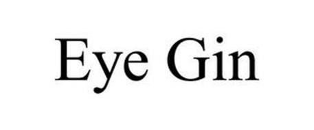 EYE GIN