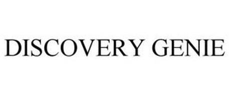 DISCOVERY GENIE